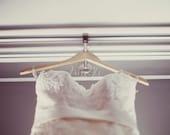 Personalize Wedding Hanger/Wedding Dress Hanger