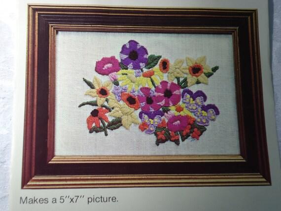 Stitch a Flower Garden