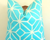 Trina Turk for Schumacher, Pool, Indoor/Outdoor, Decorative Pillow, Throw Pillow, Sunroom, Pool Decor