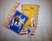 Vintage 90's Basketball T-Shirt