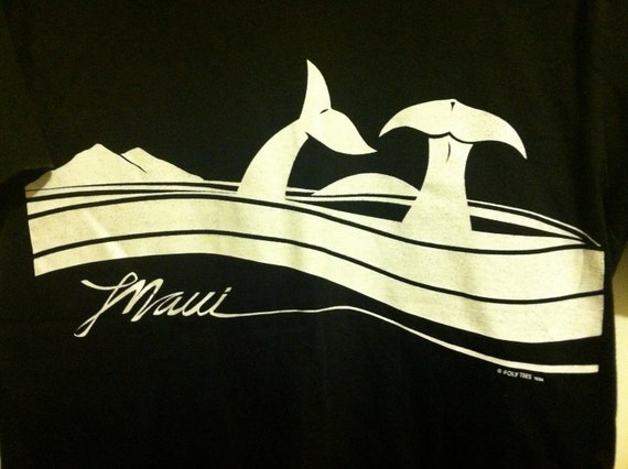 Vintage Maui Hawaii T-Shirt