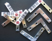 Picture Frame hardware - Corner Angles - 8 pieces