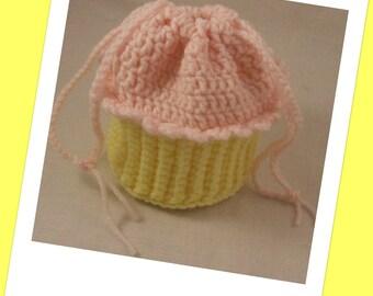 Cupcake purse