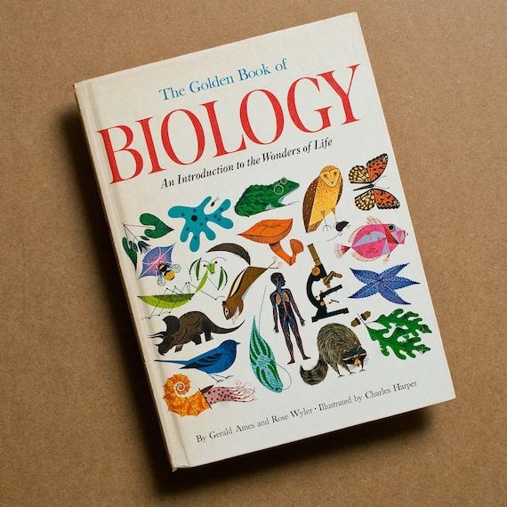 Charles Harper - Golden Book of Biology