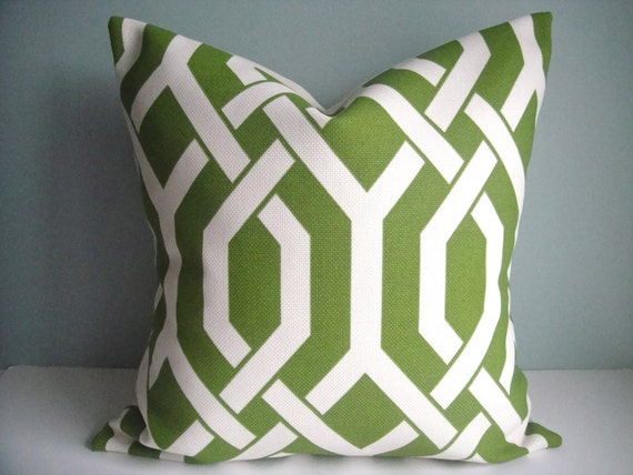 CLEARANCE 20x20 Designer Pillow In Slick Palm,Decorative Pillow Cover