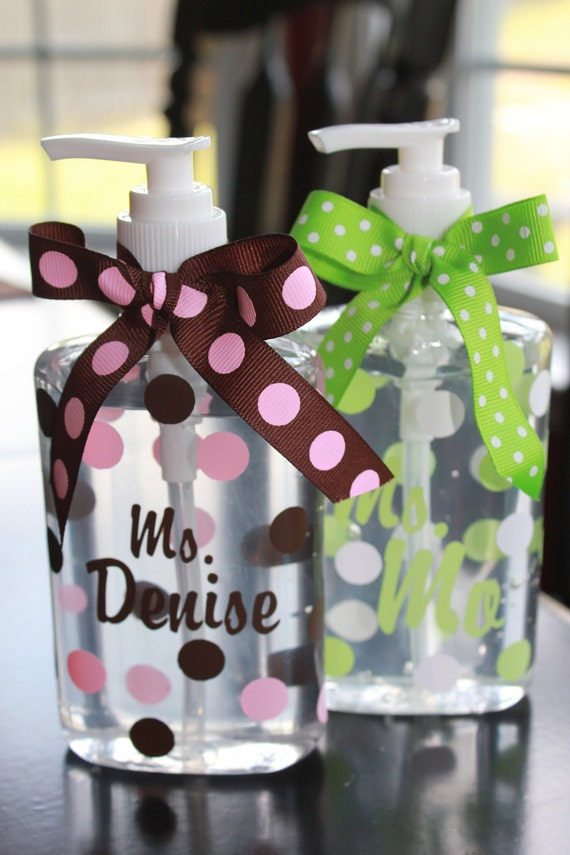 Personalized Hand Sanitizer  - Perfect Gift
