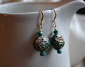 Asian Inspired Earrings
