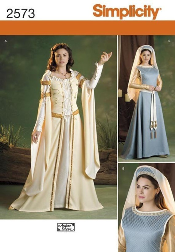 Medieval Gown Set