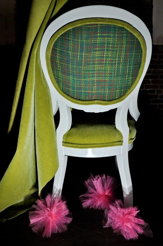 the perfect boudoir chair
