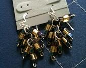 2 inch dangle earrings