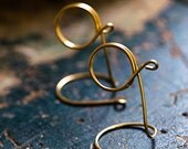 Brass Table Number Holders, Wedding Reception, Formal Events, 4