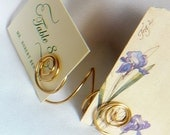 Double Sign Card Holder, Wedding Reception Table Decorations