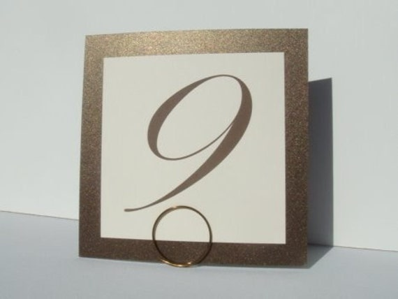 Vintage Bronze Place Card Holders, Wedding Reception Tables, 20, RUSH ORDER