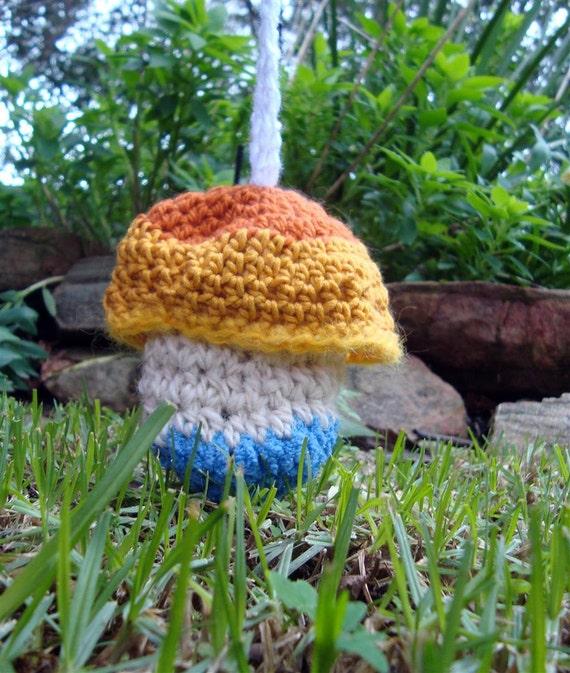 Psilocybe Cubensis Mushroom Bag