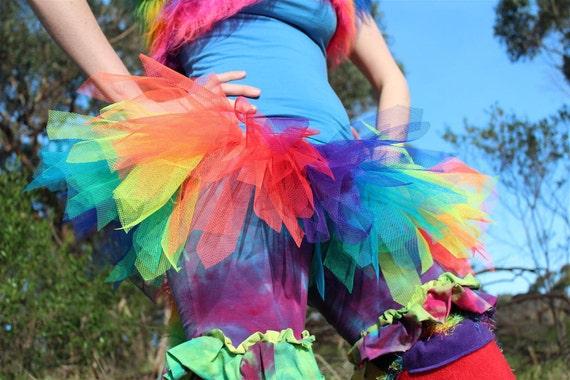 SALE 30% OFF- Rainbow Tutu