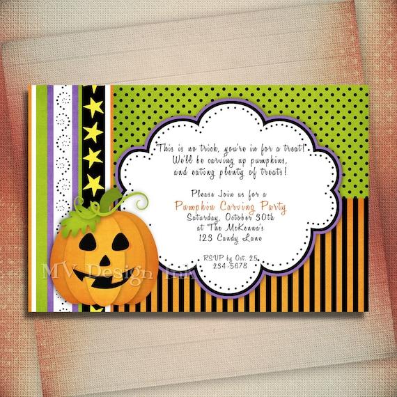Teen Halloween Costume Party Invitation, Kids Halloween Birthday Invitation, Happy Halloween Party, Funny Halloween Birthday Party