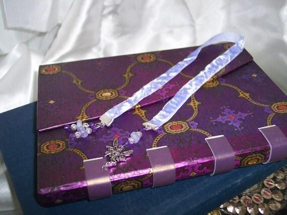 RESERVED for JustKaren1972  Ribbon Bookmarks