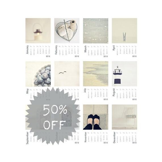 Half Price - 2012 Calendar - Fine Art Photography