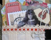 ThisPage Pocket Art Journal (Little Girl)