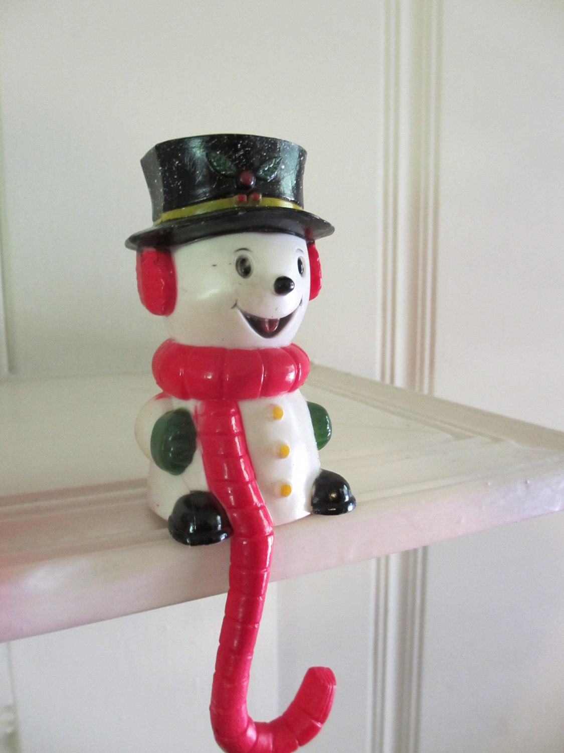 Vintage Christmas Stocking Holders Great for any kind of