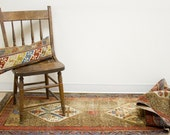 RESERVED Primitive Vintage Tribal Rug Runner