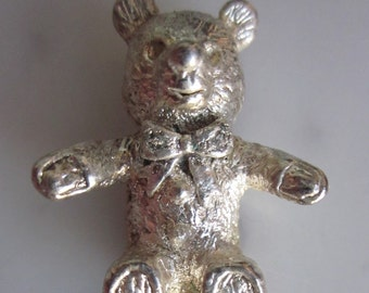 Three Adorable Baby Bear Hanging Pendents