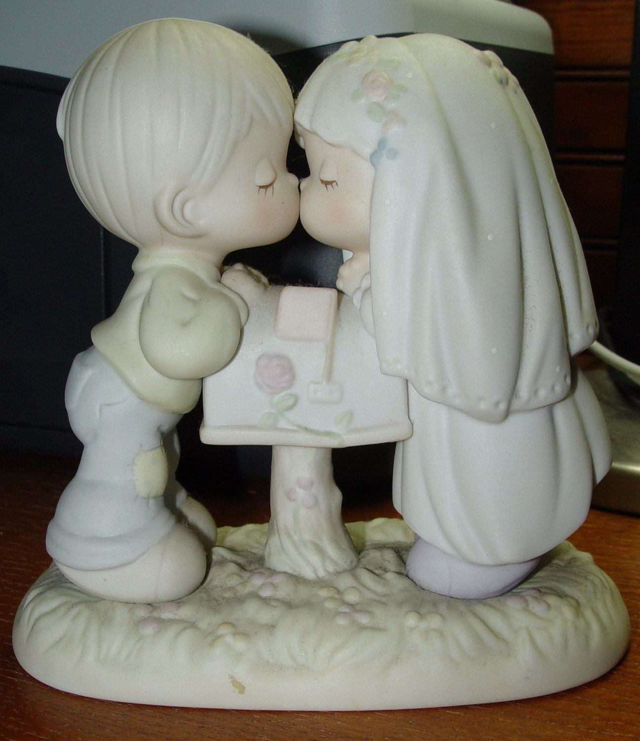 precious moments rustic wedding cake topper precious moments wedding cake topper sealed by 18713