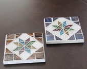 Mosaic Coaster (also available in sets)