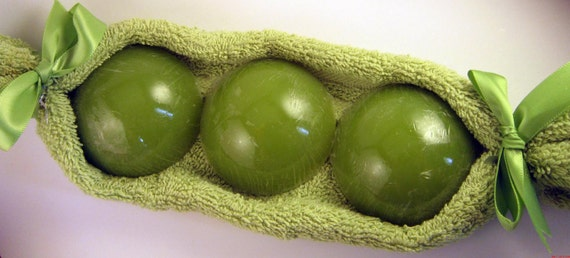 25 Percent Off 3 Peas In A Pod Glycerin Soaps