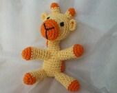Baby Giraffe Amigurumi