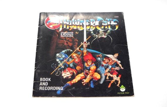 1980s Thundercats Book: Exodus