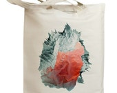 Astroid in Motion Eco Friendly Canvas Tote Bag (no. id0040)