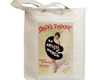 Dalys Theatre European Poster Ad Eco Friendly Tote Bag (id5349)