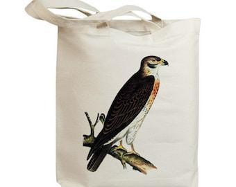 Retro Eagle 03 Eco Friendly Canvas Tote Bag (id5050)