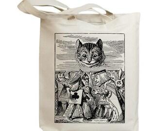 Alice in Wonderland John 14 Eco Friendly Canvas Tote Bag (id7560)
