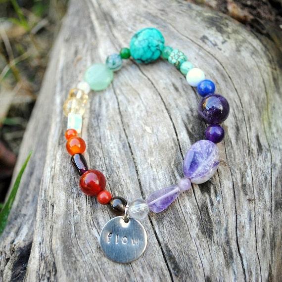 The Flow Chakra Bracelet