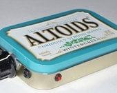 18 Volt CMOY Grado RA1 JRC4556 Headphone Amplifier Altoids Winter Green