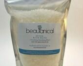Detox Bath Salts with Organic Essential Oils