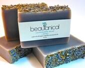 Organic Vegan Lavender Soap