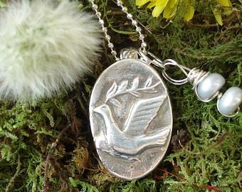 Personalized Unique Fingerprint Dove