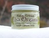 Face Cream Organic Lavender Preservative-Free Moisturizer