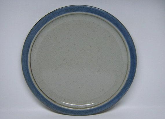 vintage OTAGIRI MARINER large platter chop plate stoneware japan