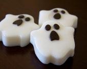 Halloween Soap - Halloween Mini Ghost Soap (Set of 2)