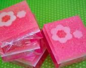 Glycerin Soap - Japanesse Cherry Blossom Glycerin Soap.