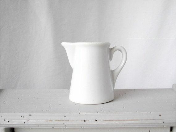 milk jug french antique