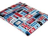 Ipad Cover London Landmarks Christmas Gift - SALE