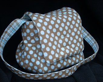 Doll Diaper Bag - made to order
