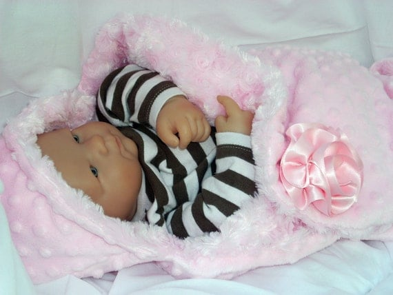 Baby Doll wrap/blanket