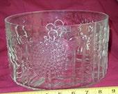 Arabia Wartsila Finland Glass Bowl