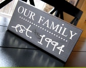 family established vinyl